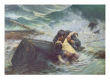 Adieu, 1892 Giclee Print by Alfred Guillou
