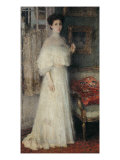 Portrait of Madame Masson Giclee Print by Ernest-Joseph Laurent