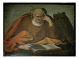 Saint Mark the Evangelist, 1588 Giclee Print by Jakob II De Gheyn