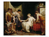 Vendor of Love Giclee Print by Angelica Kauffmann