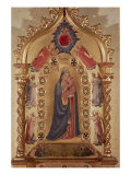 Madonna of the Stars Giclee Print by  Fra Angelico