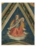 Sibyl, 1483-86 Giclée-tryk af Domenico Ghirlandaio