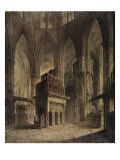 Edward the Confessor's Shrine, Westminster Abbey Giclee Print by John Coney