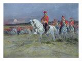 Tsarevich Nicolas Giclee Print by Jean-Baptiste Edouard Detaille