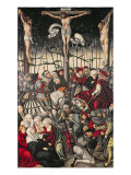Calvary Giclee Print by Lucas Cranach the Elder