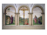The Crucifixion, 1494-96 Giclee Print by Pietro Perugino