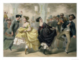 La Closerie de Lilas Giclee Print by Charles Vernier