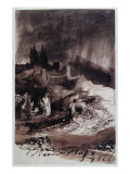 The Castle, 1878 Giclee Print by Victor Hugo