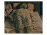 The Dead Christ, c.1480-90 Giclee Print by Andrea Mantegna