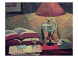 Under the Lamp Giclee Print by Paul Serusier