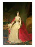 Empress Elizabeth Giclee Print by Giuseppe Sogni