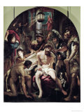 The Crowning with Thorns, 1602 Giclee Print by Peter Paul Rubens
