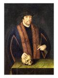 Portrait of a Man, c.1550 Giclee Print by Bartholomaeus Bruyn