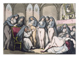sexual Habits Giclee Print by Thomas Rowlandson