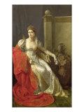 Elisa Bonaparte Giclee Print by Marie Guilhelmine Benoist