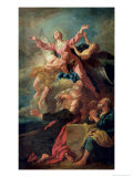 The Assumption of the Virgin Giclee Print by Jean Francois de Troy