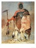 Big Elk, 1832 Giclee Print by George Catlin