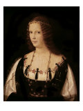 Portrait of a Lady Giclee Print by Bartolomeo Veneto