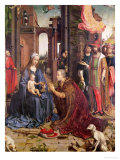 The Adoration of the Kings Giclee Print by Jan Gossaert