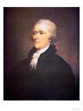 Alexander Hamilton Giclee Print by John Trumbull