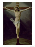 Christ on the Cross Giclee Print by Guido Reni
