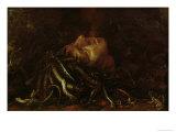 Head of Medusa Giclee Print