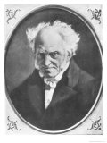 Arthur Schopenhauer Giclee Print by Angilbert Wunibald Gobel