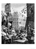 Beer Street, 1751 Giclee Print by William Hogarth