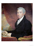 James Monroe Giclee Print by Gilbert Stuart