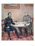 Général Robert E. Lee Reproduction procédé giclée par  Currier & Ives