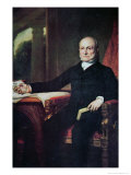 John Quincy Adams Giclee Print by George Peter Alexander Healy