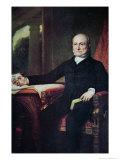 John Quincy Adams Giclee Print by George Peter Alexander Healy
