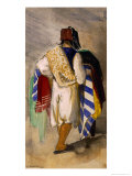 Turkish Carpet Seller, 1841 Giclee Print by William James Muller