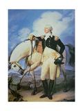 George Washington Giclee Print by John Trumbull