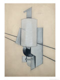 Projet Pour Un Sculpture D'Angle Giclee Print by Vladimir Evgrafovich Tatlin