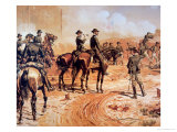 General Sherman Giclee Print by Thure De Thulstrup