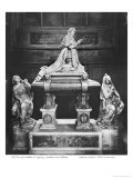Tomb of Jean-Baptiste Colbert de Torcy Giclee Print by Antoine Coysevox