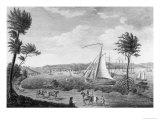 Montego Bay, Jamaica Giclee Print