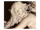 Apollo and Daphne, Detail of Daphne&#39;s Head, 1622-25 Giclee Print by Giovanni Lorenzo Bernini