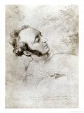 Felix Mendelssohn Giclee Print by Eduard Bendemann