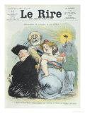 Jean-Baptiste Bienvenu-Martin Giclee Print by Charles Leandre