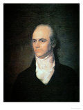 Aaron Burr Gicl&#233;e-Druck von John Vanderlyn