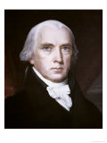 James Madison Gicl&#233;e-Druck von John Vanderlyn