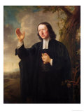 Portrait of John Wesley, c.1766 Giclee Print by Nathaniel Hone