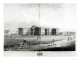South East View of the New Government House, Calcutta Giclee Print by James Moffat