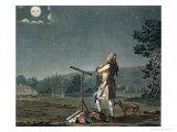 Bernard Le Bovier de Fontenelle Giclee Print by Jacques Francois Joseph Swebach