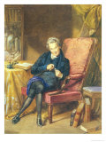 Portrait of William Wilberforce Giclee Print by George Richmond