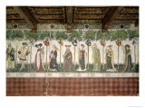 The Nine Worthies and the Nine Worthy Women, 1418-30 Giclee Print by Giacomo Jaquerio