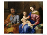 The Holy Family Giclee Print by Jacques Stella