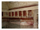 The Tepidarium of the Forum Thermae Giclee Print by  Roman